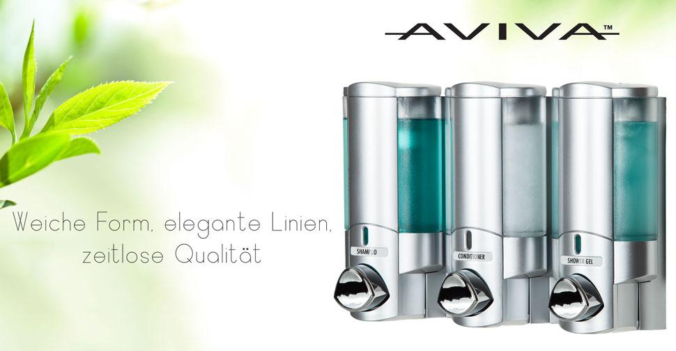 Aviva: weiche Form, elegante Linien, zeitlose Qualität
