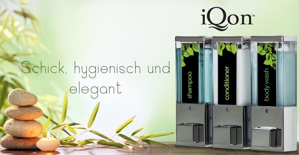 iQon: schick, hygienisch und elegant