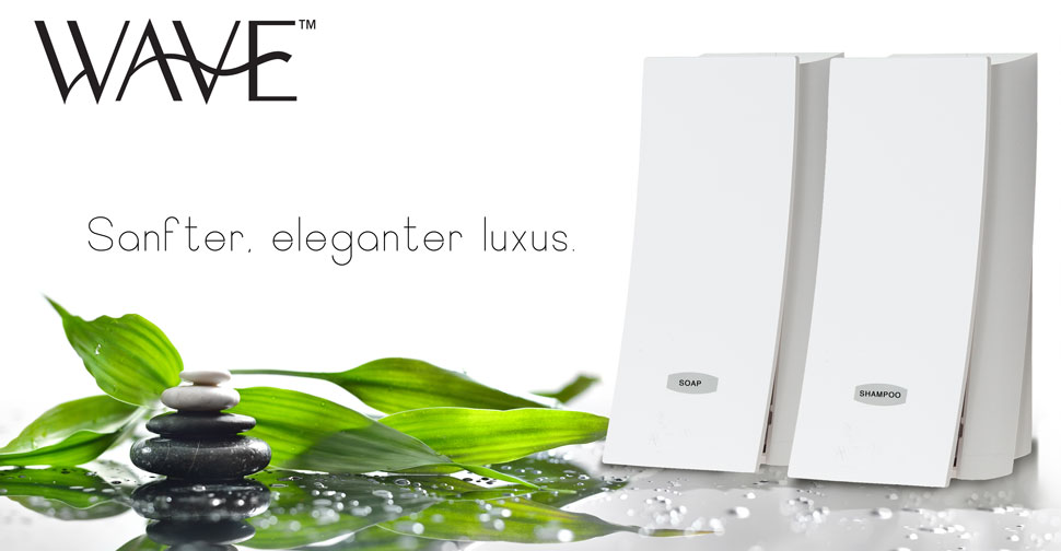 WAVE: sanfter, eleganter Luxus
